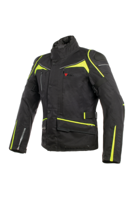D-DRY D-BLIZZARD D-DRY JACKET N49 BLACK YELLOW FLUO