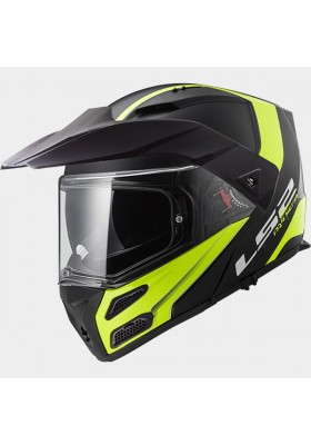 FF324 METRO EVO RAPID MATT BLACK YELLOW