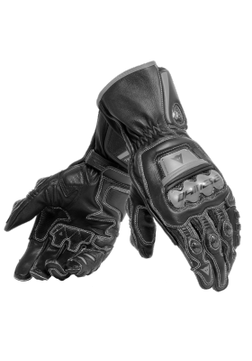 PELLE FULL METAL 6 GLOVES 691 BLACK BLACK