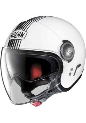 N21 VISOR JOIE DE VIVRE 041 METAL WHITE