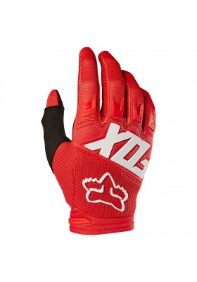 DIRTPAW RACE GLOVE FOX RED (19503-003)