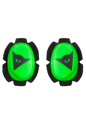 PISTA KNEE SLIDER 513 FLUO-GREEN BLACK