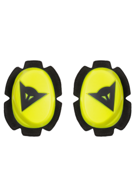 PISTA KNEE SLIDER 309 FLUO-YELLOW BLACK