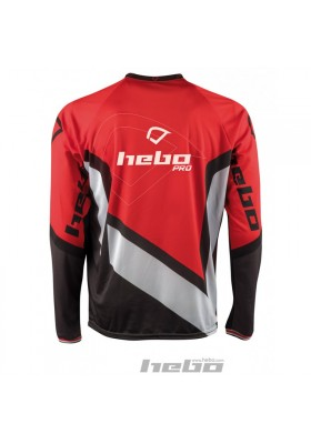 MAGLIA TRIAL PRO-18 RED HE2180