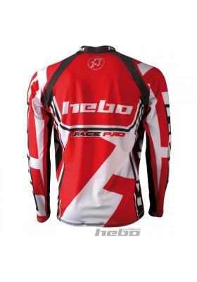 MAGLIA TRIAL RACE PRO II RED HE2172