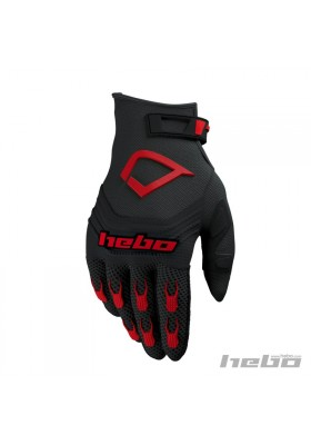 GUANTI TRIAL BAGGY EVO RED HE1128