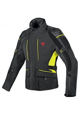 GORE D-CYCLONE GORE-TEX JACKET N49 BLACK YELLOW