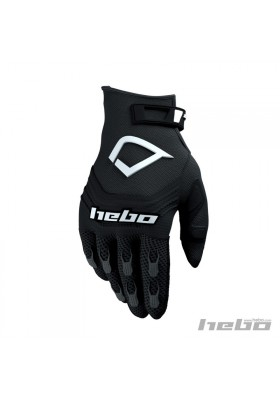 GUANTI TRIAL BAGGY EVO BLACK HE1128