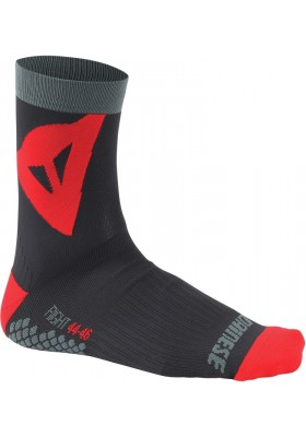 RIDING SOCK MID R08 RED