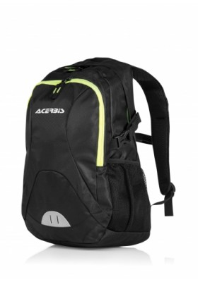ZAINO PROFILE 20 LT BACKPACK ACERBIS NERO GIALLO CAMO
