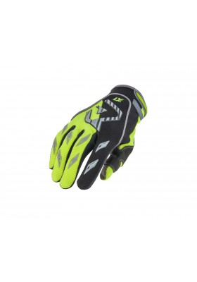 GUANTO MX KID 279 GIALLO NERO