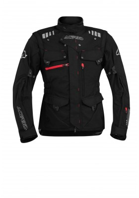 ADVENTURE JACKET090 NERO