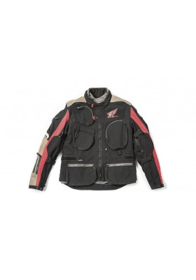 ADVENTURE JACKET 021 NERO RED