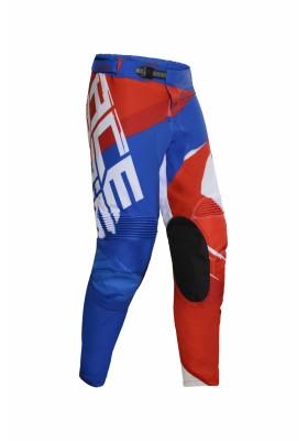 PANTS MX SHUN 344 RED BLUE