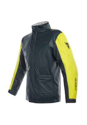 STORM JACKET 13A ANTRAX FLUO-YELLOW