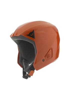 SNOW TEAM JR HELMET RED