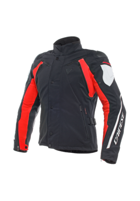 D-DRY RAIN MASTER D-DRY JACKET Y22 BLACK GLACIER GRAY RED