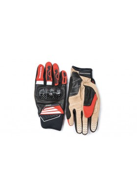 ADV GLOVE HONDA HARD 067 WHITE/RED