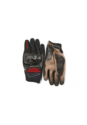 ADV GLOVE HONDA HARD 021 BLACK/RED