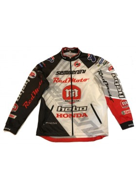 CHAQUETA WIND-PRO TEAM MONTESA SEMBENINI RACE