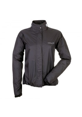 NANO RAIN JACKET LADY BLACK (761-N)