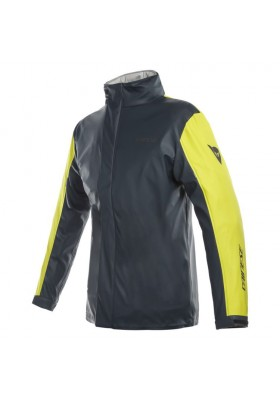 STORM LADY JACKET 13A ANTRAX FLUO-YELLOW
