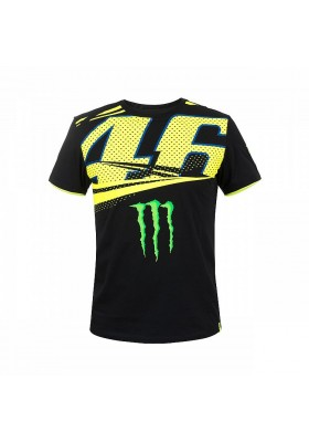 MOMTS316204 T-SHIRT MAN VR46 MONSTER