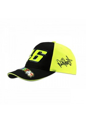 VRKCA308103 CAP KID THE DOCTOR YELLOW BLACK