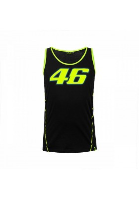 TANK TOP VRMTT306104 VR46 BLACK MAN
