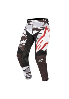 ALPINES. RACER TACTICAL PANTS 9008 BLACK GRAY CAM BUR