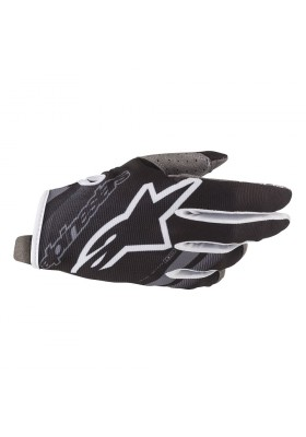 RADAR GLOVES 1190 BLACK MID GRAY
