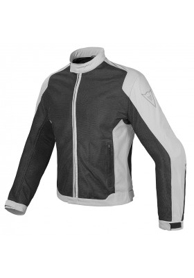 AIR FLUX D1 TEX JACKET M94 BLACK HIGH-RISE