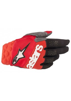 RACEFEND GLOVES 31 RED BLACK