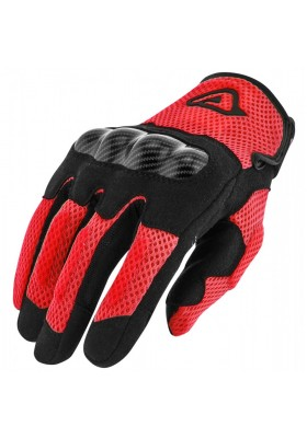 GUANTO RAMSEY MY VENTED 110 ROSSO