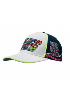 VRWCA269403 CAP WOMAN WHITE VR46