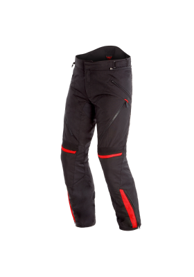 D-DRY TEMPEST 2 PANTS 00A BLACK/BLACK/RED