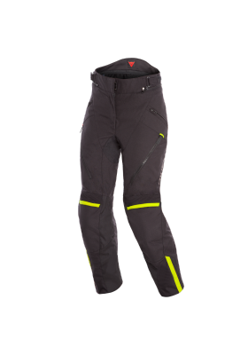 D-DRY TEMPEST 2 LADY PANTS N49 BLACK/BLACK/YELLOW