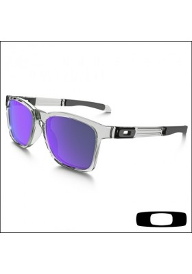 OAKL Z CATALYST POLISHED CLEAR VIOLET (9272-05)