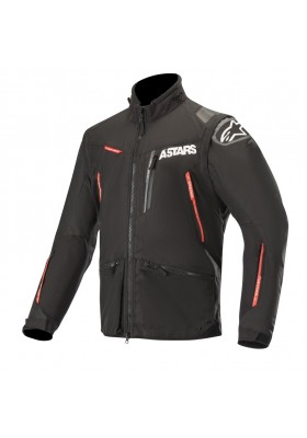 VENTURE R JACKET 13 BLACK RED