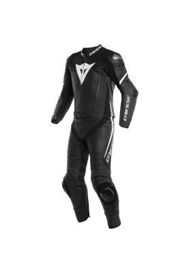 LAGUNA SECA 4 2PCS SUIT 22A BLACK WHITE