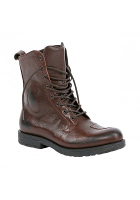 SCARPA ANFIBIO CAFE' SHOES 005 DARK BROWN