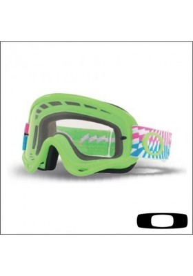 OAKL NEW O-FRAME BRAKINGBUMPS GREEN (7029-48)
