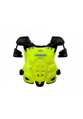 PETTORINA ROBOT CHEST PROTECTOR 061 GIALLO 2