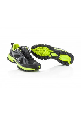 SCARPA ACERBIS TRAIL WR SHOES 090 NERO GIALLO