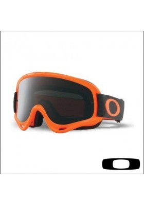 OAKL NEW O-FRAME ORANGE GUNMETAL (7029-47)