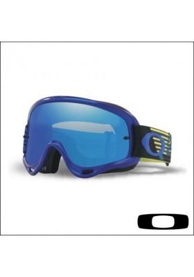 OAKL NEW O-FRAME CIRCUIT BLUE IRIDIUM (7029-51)