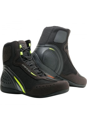 SCARPA MOTORSHOE D1 D-WP 62A BLACK FLUO YELLOW ANTHRACITE