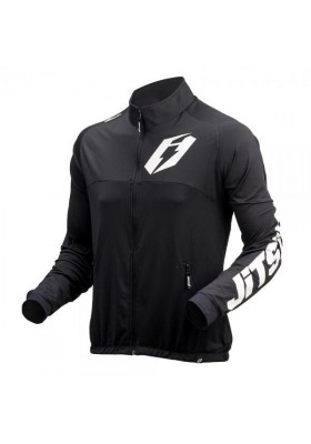 JITSIE SIGNAL TRIAL JACKET BLACK WHITE (JI15JASI-4615)