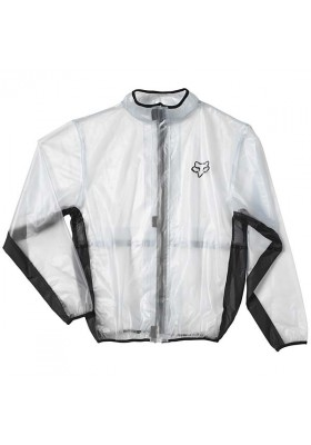 FLUID MX JACKET CLEAR TRASPARENTE