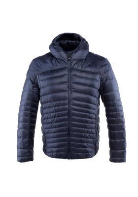 PACKABLE DOWNJACKET MAN I64 BLACK-IRIS